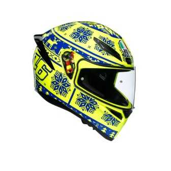 Casco AGV K-1 WINTER TEST 2015