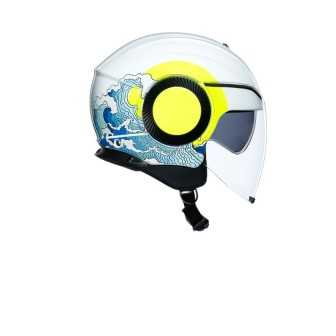 Casco AGV ORBYT SUNSET