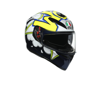 Casco AGV K-3 BUBBLE