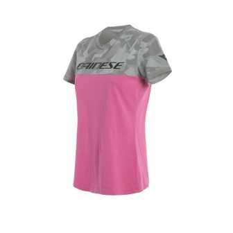 Camiseta Dainese CAMO TRACKS LADY