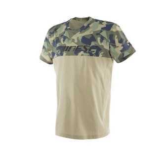 Camiseta Dainese CAMO TRACKS