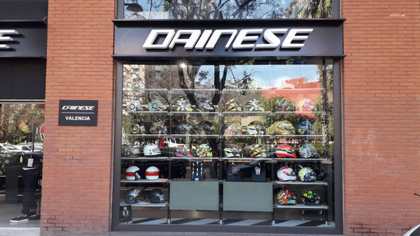 Dainese Valencia - Nuestra tienda