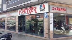 Motorecambios VFerrer - Dainese - en Alzira.