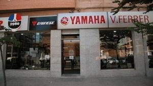 Motorecambios VFerrer - Dainese - en Valencia c/9 Octubre