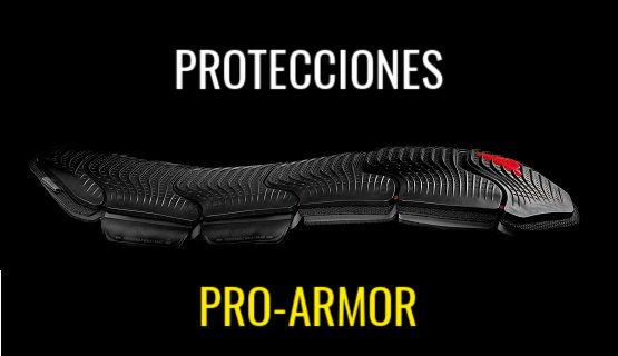 Dainese protecciones Pro-Armor